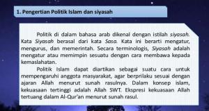 Ummat Islam dalam alam Demokrasi